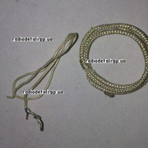 Оплетка и жила от посеребренных кабелей (РК, МС, МСЭ и т.д.)