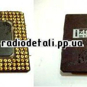 Intel 486SX или аналогичный с желтыми только выводами.