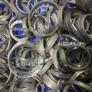 Родированные кольца от резисторов ПТП, ПЛП